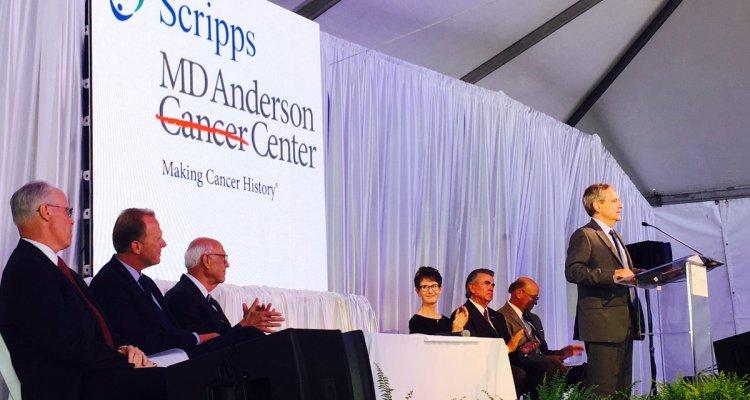 Anuncian alianza para crear nuevo centro contra el cáncer en San Diego