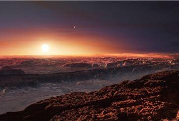 Descubren planeta que podría ser habitable