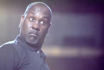 VIDEO: Espectador deja con la boca abierta a estrellas de la NBA