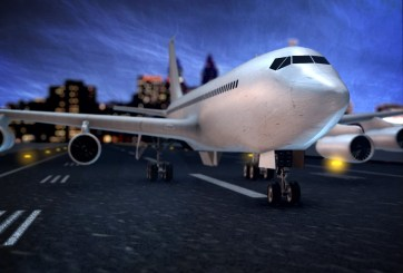 Mujer abre puerta de emergencia y se lanza del avión