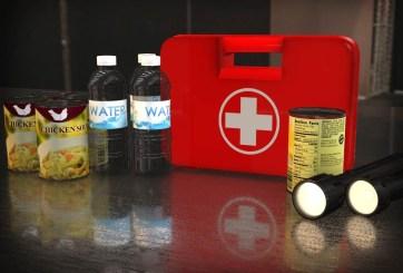 Listado de artículos de primera necesidad ante el paso de un huracán
