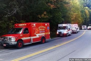 Mueren cinco adolescentes tras aparatoso choque en Vermont