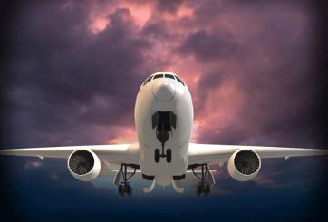 ¿Encuentran avión sumergido en el agua gracias a Google Earth?