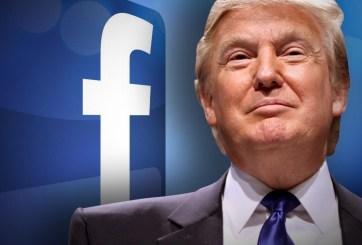 Empleados de Facebook quisieron retirar mensajes ofensivos de Trump