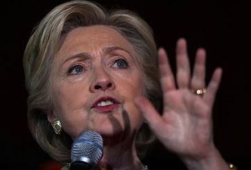 Encuestas: la balanza electoral se inclina hacia un triunfo de Clinton