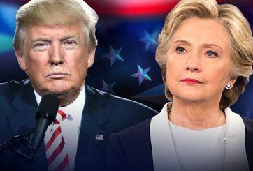 Hillary pone más presión sobre Trump en las encuestas