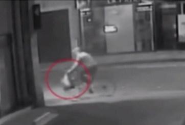 VIDEO: Así huyeron los ladrones tras robarle a Kim Kardashian