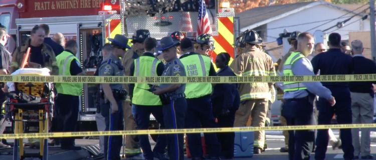 Accidente aéreo en Connecticut fue intencional, FBI investiga
