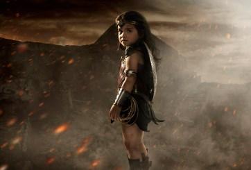Fotos: Así es como una pequeña se transformó en La Mujer Maravilla