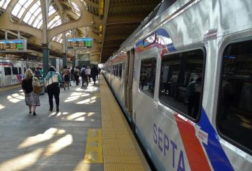 Más de 40 heridos tras accidente de trenes en Filadelfia