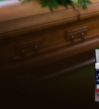 Un muerto gana elecciones en California