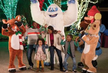 FOTOS: La fiesta navideña comienza este viernes en SeaWorld Orlando