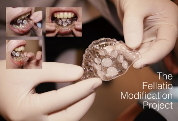 Crean prótesis bucal para aumentar el placer sexual