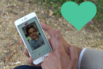 VIDEO: ¿Buscas el amor en la Internet?