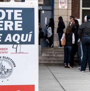 Arrestan a hombre en Texas tras intentar votar dos veces