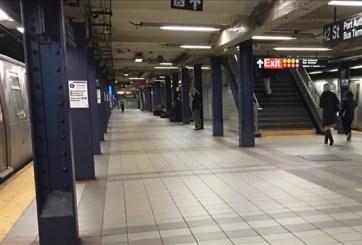 Confiesa que empujó a mujer al metro de NY y luego niega todo