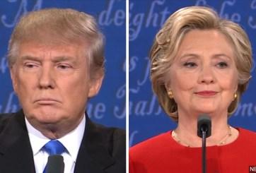 A un día de las elecciones, las encuestas dan mínima ventaja a Clinton