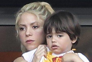 Hijo de Shakira podría estar muy grave de salud