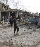 Ataque en base de EEUU en Afganistán deja cuatro muertos