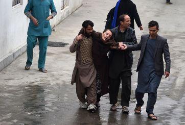 FOTOS: Atacante suicida mata a 30 en Kabul