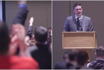 «¡Hail Trump!»: saludos nazis en evento de la 'derecha alternativa' de EE.UU.