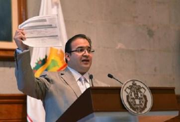 Ofrecen $731,000 de recompensa por el gobernador prófugo de Veracruz