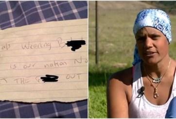 Mujer con lupus agredida por xenófobos ignorantes en California