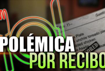 Clientes dejan mensaje xenófobo a mesera mexicana de NY