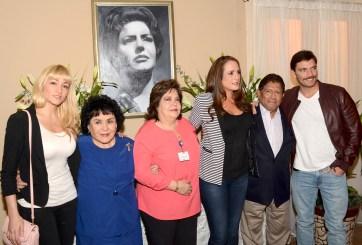Carmen Salinas pide repartición justa de herencia de Juanga