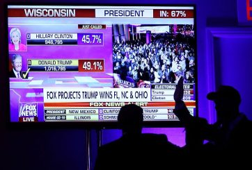 Sugieren a Hillary Clinton que pida el recuento de los votos