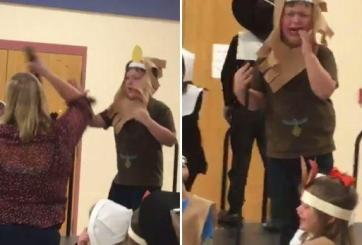 VIDEO: Maestra hace llorar cruelmente a estudiante con autismo