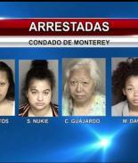 VIDEO: Autoridades arrestan a mujeres por negligencia infantil