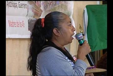 VIDEO: Caravana de Ayotzinapa visita Watsonville