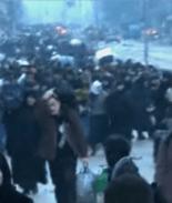 FOTOS: Suspenden desalojo de civiles en Aleppo