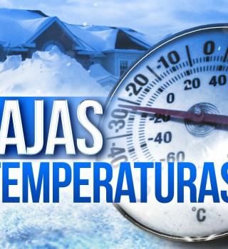 Texas recibe primer frente frío de la temporada y ráfagas de viento