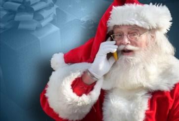 ¿Cómo rastrear los pasos de Santa Claus con tus niños?