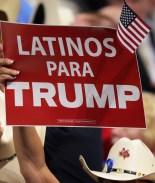 Salvadoreño apoya a Trump y le pide a los Hispanos hacer lo mismo