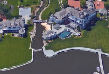 En Fotos: Las suntuosas mansiones del gabinete de Trump