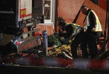 Son 12 los muertos tras el ataque al mercado navideño en Berlín