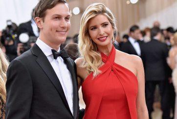 Ivanka Trump y su marido se mudan a Washington