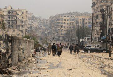 Enfermera en Aleppo se suicida para evitar violación