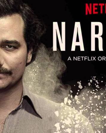Causa polémica Netflix con sus espectaculares navideños con Pablo Escobar