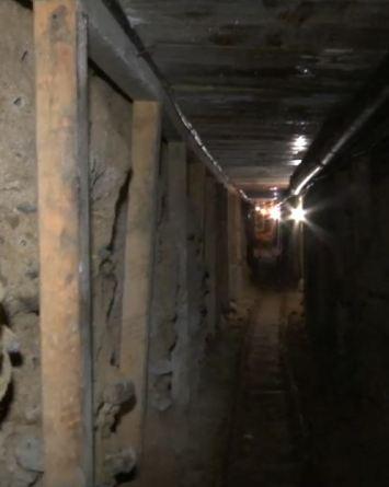 Frustraron robo millonario en México en el que iban a utilizar un túnel