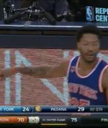 VIDEO: Los Knicks multaron a Rose por misteriosa ausencia