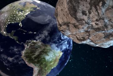 VIDEO: Asteroide del tamaño de un autobús pasó al lado de la Tierra