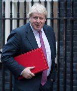 Primer ministro británico, Boris Johnson, da positivo por coronavirus