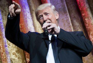 Donald Trump ya tiene un eslogan para su reelección en 2020