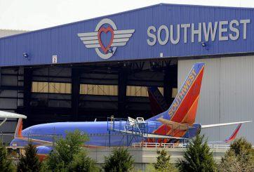 VIDEO: Pelea de pasajeros genera caos en vuelo de Southwest
