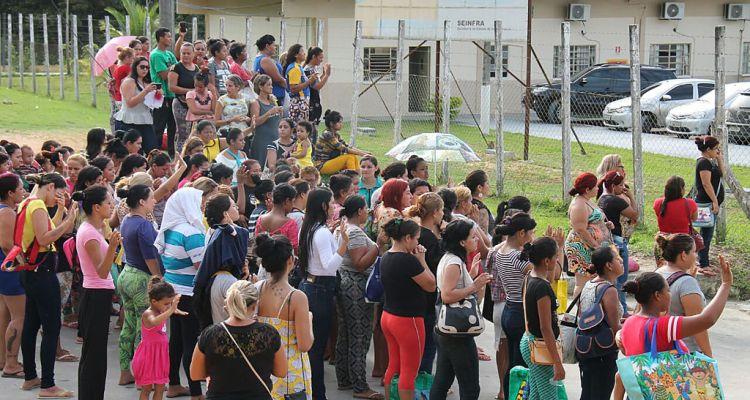 En menos de una hora matan a 33 en cárcel de Brasil