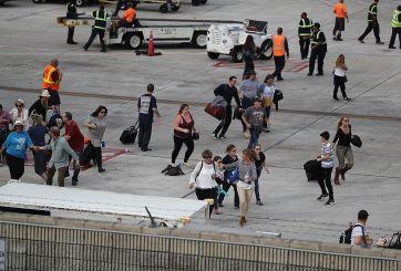 VIDEO: Filtran imágenes del tiroteo en aeropuerto de Fort Lauderdale